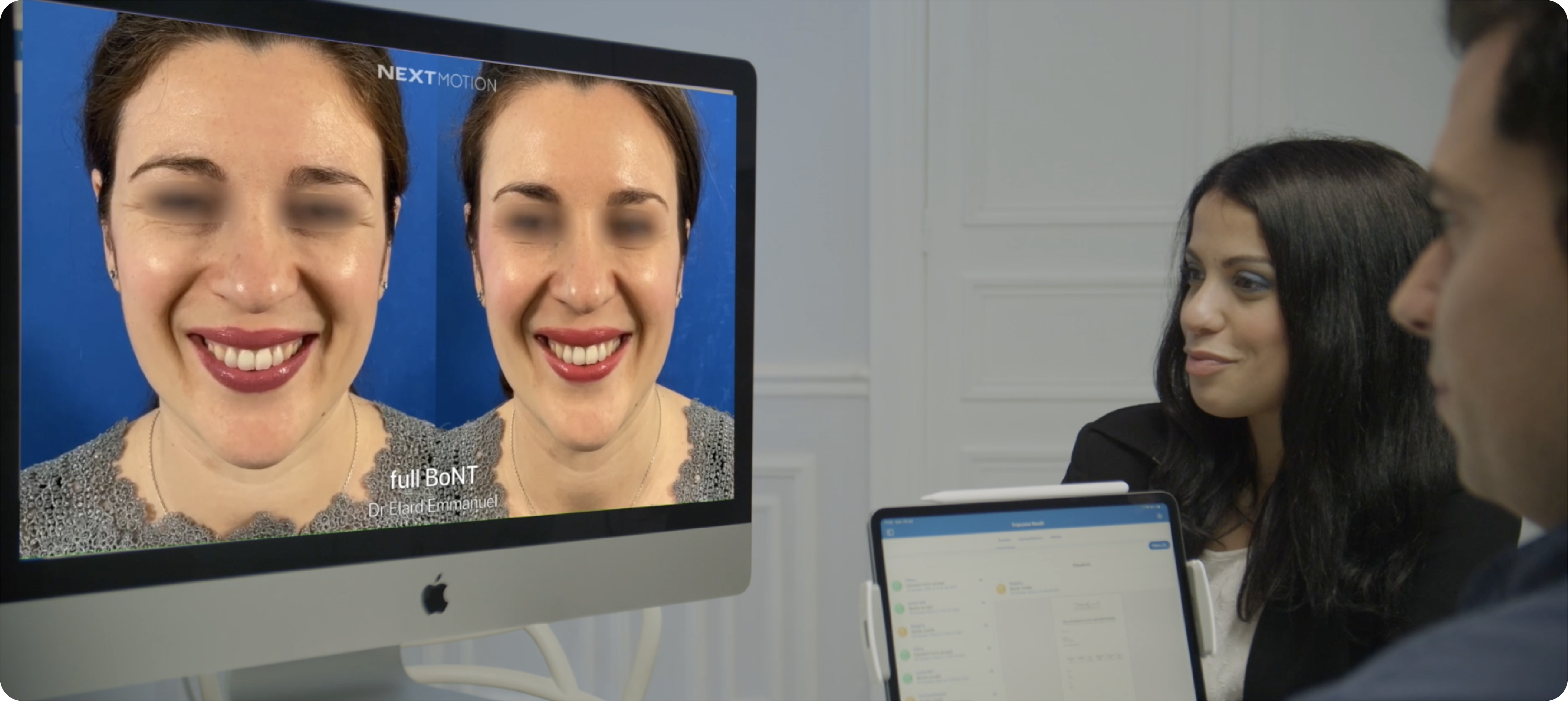 Vidéo présentation produits NextMotion